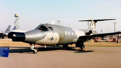 16-28 - MBB HFB-320 Hansa-Jet - Germany - Air Force