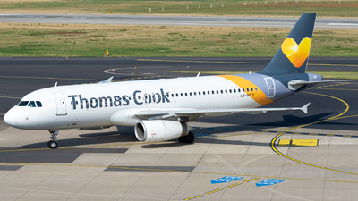 LY-NVY - Airbus A320-232 - Thomas Cook Airlines (Avion Express)