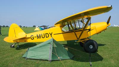 G-MUDY - Piper PA-18-150 Super Cub - Private