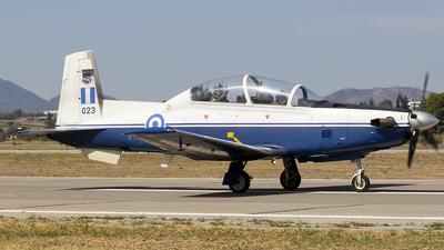 023 - Raytheon T-6A Texan II - Greece - Air Force