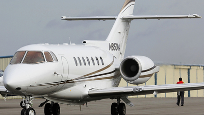 N850JA - British Aerospace BAe 125-1000A - Private