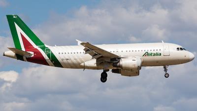 A picture of EIIMJ - Airbus A319112 - Alitalia - © Marco Zanatta