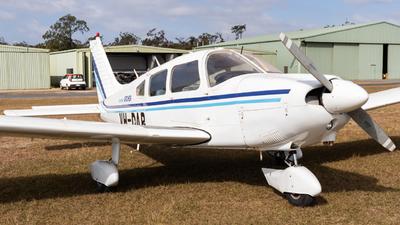 VH-DAR - Piper PA-28-180 Cherokee Archer - Private