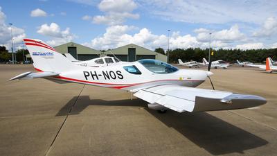 PH-NOS - Czech Sport Aircraft PS-28 Cruiser - Private