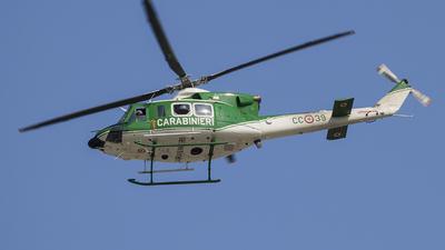 MM81695 - Agusta-Bell AB-412EP - Italy - Arma dei Carabinieri
