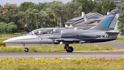 OK-MJA - Aero L-39ZA Albatros - Delta System-Air