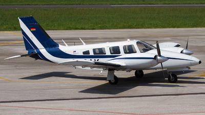 A picture of DIOAK - Piper PA34200T Seneca II - [347770167] - © Fabrizio Gandolfo