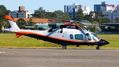 PP-MSN - Agusta A109E Power - Private