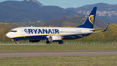 EI-ENI - Boeing 737-8AS - Ryanair