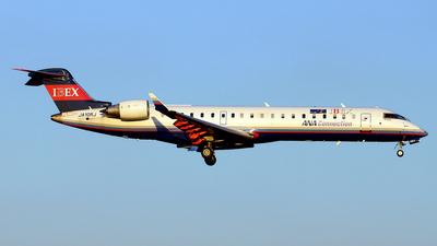 JA10RJ - Bombardier CRJ-702ER - Ibex Airlines