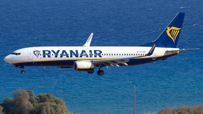 9H-QDT - Boeing 737-8AS - Ryanair (Malta Air)