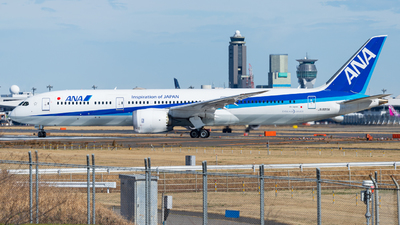 JA885A - Boeing 787-9 Dreamliner - All Nippon Airways (Air Japan)