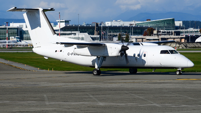 C-FVRJ - Bombardier Dash 8-102 - Central Mountain Air
