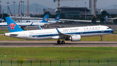A picture of B306J - Airbus A321253N - China Southern Airlines - © Shiori Daredemo Daisuki