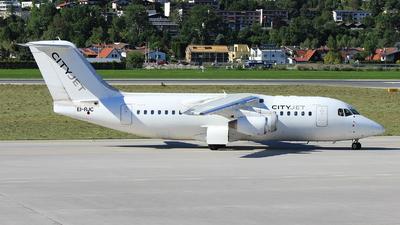 EI-RJC - British Aerospace Avro RJ85 - CityJet