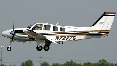 N7277G - Beechcraft G58 Baron - Private