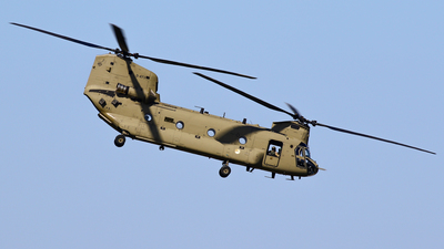 D-473 - Boeing CH-47F Chinook - Netherlands - Royal Air Force