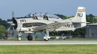N240CG - North American T-28C Trojan - Private