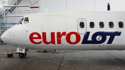 SP-LFB - ATR 72-202 - EuroLOT