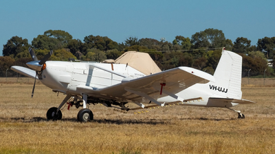 VH-UJJ - Cessna 188A Ag Wagon - Aerotech Australasia