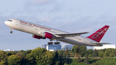 N477AX - Boeing 767-3Q8(ER) - Omni Air International (OAI)