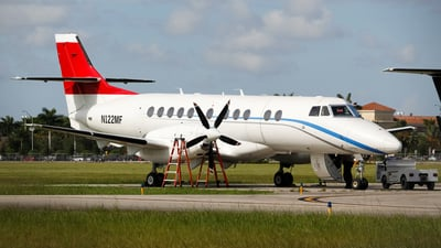 N122MF - British Aerospace Jetstream 41 - Private