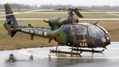 3476 - Aérospatiale SA 342M Gazelle - France - Army
