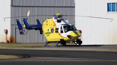 VH-BKV - MBB-Kawasaki BK117B-2 - Rotor Lift Helicopters