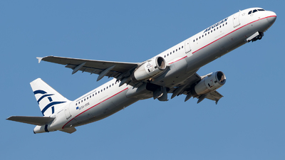 A picture of SXDGQ - Airbus A321231 - Aegean Airlines - © Oliver Richter