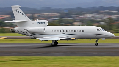N910SD - Dassault Falcon 900B - Executive Jet Managment