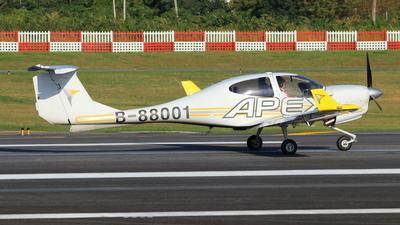 B-88001 - Diamond DA-40NG Diamond Star - APEX flight academy