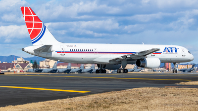 N754CX - Boeing 757-2Y0(SF) - Air Transport International (ATI)