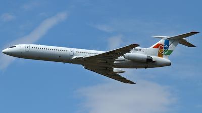 RA-85614 - Tupolev Tu-154M - Globus Airlines