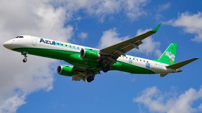 PR-AYX - Embraer 190-200IGW - Azul Linhas Aéreas Brasileiras