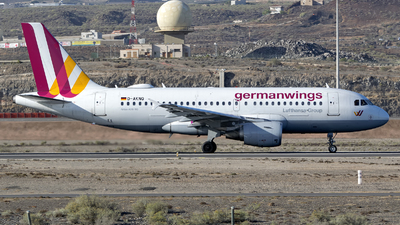 A picture of DAKNQ - Airbus A319112 - Eurowings - © Leandro Hdez