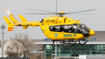 EC-LKN - Eurocopter EC 145 - Babcock MCS Spain