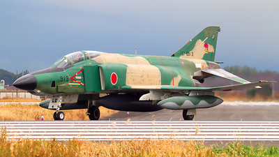 57-6913 - McDonnell Douglas RF-4E Kai Phantom II - Japan - Air Self Defence Force (JASDF)