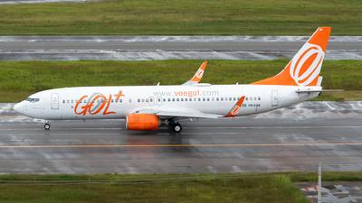 A picture of PRVBK - Boeing 7378EH - GOL Linhas Aereas - © danilosantos