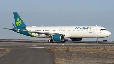 A picture of EILRH - Airbus A321253NX - Aer Lingus - © Manuel EstevezR
