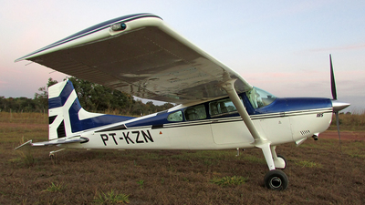 PT-KZN - Cessna 185A Skywagon - Private