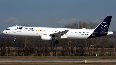 A picture of DAIDE - Airbus A321231 - Lufthansa - © Bartosz Glasek