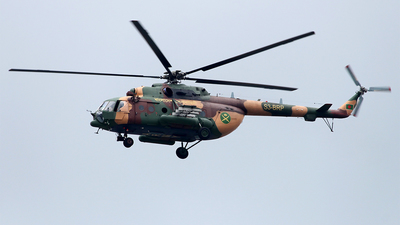 S3-BRP - Mil Mi-171Sh Baikal - Bangladesh - Army Aviation