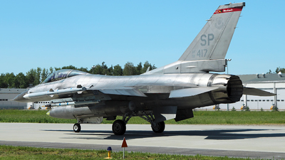 91-0417 - Lockheed Martin F-16CJ Fighting Falcon - United States - US Air Force (USAF)