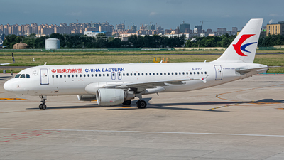 B-6757 - Airbus A320-214 - China Eastern Airlines