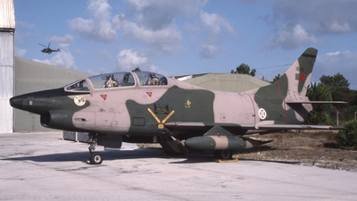 1806 - Fiat G91-T/3 - Portugal - Air Force