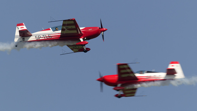 A picture of SPTLS - Extra 330 LC - [1309] - © Łukasz Stawiarz