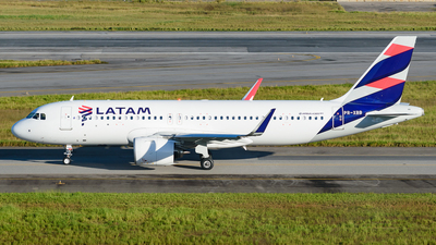 PR-XBB - Airbus A320-271N - LATAM Airlines