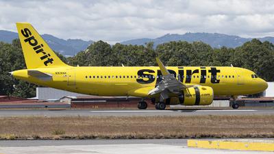 A picture of N926NK - Airbus A320271N - Spirit Airlines - © Juan Manuel Galvez