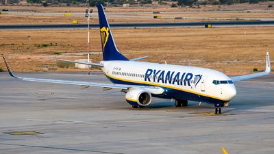 EI-FZP - Boeing 737-8AS - Ryanair