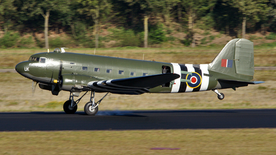 ZA947 - Douglas C-47A Dakota III - United Kingdom - Battle of Britain Memorial Flight (BBMF)